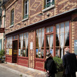 France, hotel Baudy in the village of Giverny — Stockfoto