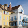 Ile de France, residential block in Vaureal — Stockfoto