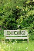 France, le Jardin de l Atelier in Perros Guirec — Stock Photo