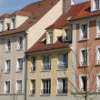 Ile de France, residential block in Vaureal — ストック写真