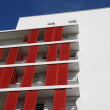 Ile de France, residential block in Courdimanche — ストック写真