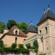 Stock Photo: France, castle of Medin Les Yvelines