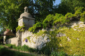 France, the castle of Medan in Les Yvelines — Stock Photo