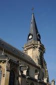 Kilise vigny val d oise — Stok fotoğraf