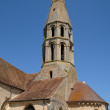 France, the church of Orgeval — Stock Photo