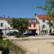 Stock Photo: France, village of Orgeval in Les Yvelines