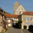 Stock Photo: France, village of Jumeauville in Les Yvelines