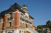 The city hall of Vernouillet in Les Yvelines — Stock Photo