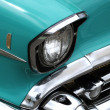 Close up of a fifties Chevrolet — Stock Photo