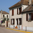 Stock Photo: Les Yvelines, village of Vernouillet