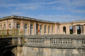 France, Le Grand Trianon in the park of Versailles Palace — Stock Photo