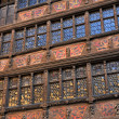 La Maison Kammerzell, a famous restaurant in Strasbourg — Stock Photo