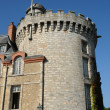 Stock Photo: France, castle of Rambouillet in Les Yvelines