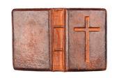 旧圣经 — 图库照片