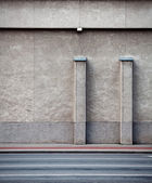 Old street wall — Stock Photo