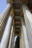 Zappeion mansion kolumner — Stockfoto
