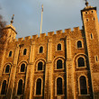 The White Tower, London, UK — Stock Photo