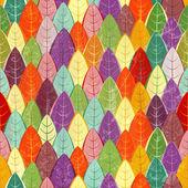Hojas de papel tapiz — Vector de stock