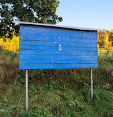 Blueboard — Photo