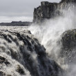 Stock Photo: Dettifoss waterfall, Iceland.