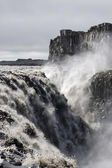 Dettifoss waterfall, Iceland. — Stock Photo
