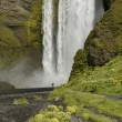 Seljalandsfoss waterfall, Iceland — Stock Photo