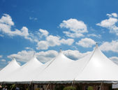 Event Tent — Stock Photo