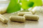 травяной медицины — Стоковое фото