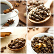 Coffee Collage — Stockfoto #10919045
