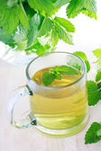 Mint tea — Stock Photo