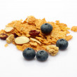 Healthy Muesli Cereal — Stock Photo
