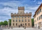 Firenzuola - palazzo pretorio — Stock Photo