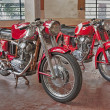 Постер, плакат: Old motorcycles Ducati