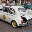 Vintage Fiat 500 Abarth — Stock Photo #11082246
