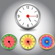 Vector de stock : Vector Clock