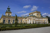 Palace in Wilanow — Stock Photo