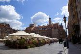 Warszawie unesco unicef — Zdjęcie stockowe