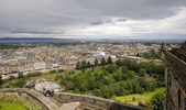 Skyline of Edinburgh — Stock Photo