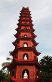Buddhist pagoda temple tower — Stock Photo