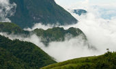 Vietnamese mountains landscape — Stock Photo