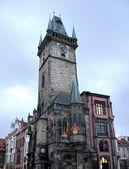 ратуша в праге — Стоковое фото