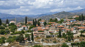 Cyprus Village, Kato Drys in Larnaca — Stock Photo