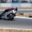 Motorcycle racing — Stock Photo #11224305