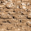 Royalty-Free Stock Photo: Clay brick wall background