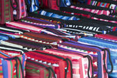 Hilltribe Bags, Thailand — Stock Photo