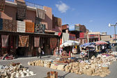 Market Square, Marrakech, Morocco — Stock Photo