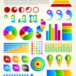 Colorful Infographic Template — Stock Vector #11059612