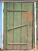 Old door — Stock Photo