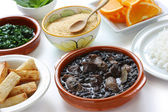 Feijoada, brazilian cuisine — Stock Photo