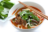 Bun bo hue — Stock Photo